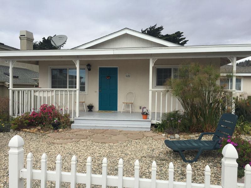 01-Cayucos Beach Cottage